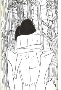 Illustrasjon av Rikke Øren (@oslonude)