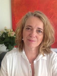 Forfatter og psykolog Judith van der Weele Foto: privat